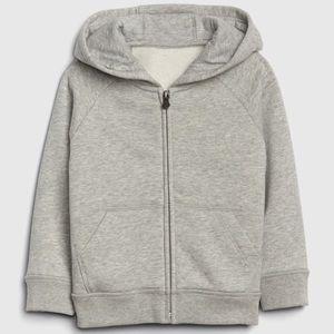 Baby Gap Toddler Hoodie Zip-Up Sweatshirt